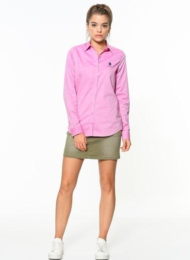 Uzun Kollu Gömlek-U.S.Polo Assn.